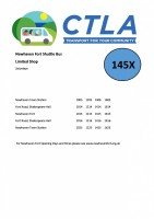 Route 145X web timetable-page-0